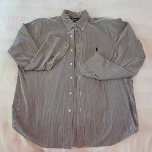 Ralph Lauren Long Sleeved Dress Shirt